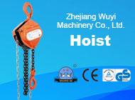 Zhejiang Wuyi Machinery Co., Ltd.