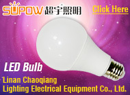 Linan Chaoqiang Lighting Electrical Equipment Co., Ltd.