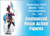 Shenzhen SHD Model Tech. Development Co., Ltd.