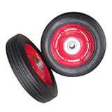 Solid Powder Rubber Wheel