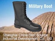Shanghai China Best Source Industrial Development Co., Ltd.