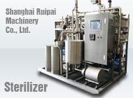 Shanghai Ruipai Machinery Co., Ltd.