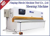 Nanjing Harsle Machine Tool Co., Ltd.