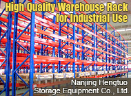 Nanjing Hengtuo Storage Equipment Co., Ltd.