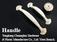 Yongkang Chuanghui Hardware & Plastic Manufacture Co., Ltd. Yiwu Branch.
