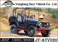 Yongkang Jinyi Vehicle Co., Ltd.