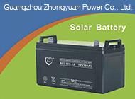 Guangzhou Zhongyuan Power Co., Ltd.