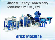 Jiangsu Tengyu Machinery Manufacture Co., Ltd.