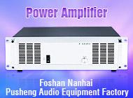 Foshan Nanhai Pusheng Audio Equipment Factory
