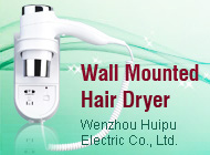 Wenzhou Huipu Electrical Appliance Co., Ltd.
