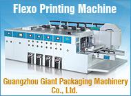 Guangzhou Giant Packaging Machinery Co., Ltd.