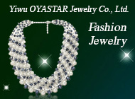 Yiwu OYASTAR Jewelry Co., Ltd.