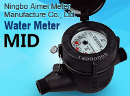 Ningbo Aimei Meter Manufacture Co., Ltd.