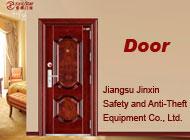 Jiangsu Jinxin Safety and Anti-Theft Equipment Co., Ltd.