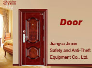 Jiangsu Jinxin Safety and Anti-Theft Equipment Co., Ltd.
