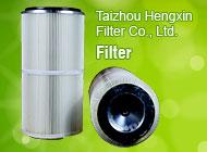 Taizhou Hengxin Filter Co., Ltd.