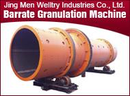 Jing Men Welltry Industries Co., Ltd.