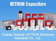 Foshan Shunde VETRON Electronic Industrial Co., Ltd.