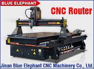 Jinan Blue Elephant CNC Machinery Co., Ltd.