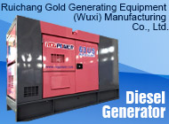 Ruichang Gold Generating Equipment (Wuxi) Manufacturing Co., Ltd.