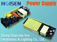 Zhong Shan Hai Sen Electronics & Lighting Co., Ltd.