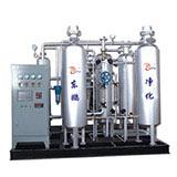 Nitrogen Purifier Through Hydrogenation