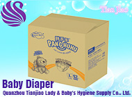 Quanzhou Tianjiao Lady & Baby's Hygiene Supply Co., Ltd.