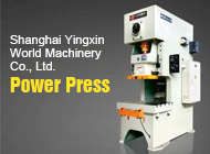 Shanghai Yingxin World Machinery Co., Ltd.
