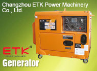 Changzhou ETK Power Machinery Co., Ltd.