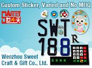 Wenzhou Sweet Craft & Gift Co., Ltd.