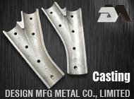 DESIGN MFG METAL CO., LIMITED
