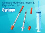 Qingdao Medicado Import & Export Co., Ltd.