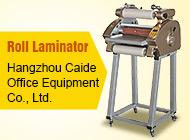 Hangzhou Caide Office Equipment Co., Ltd.
