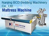 Nanjing BCD Bedding Machinery Co., Ltd.