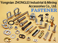 Yongnian Zhonglei Industrial & Mining Accessories Co., Ltd.