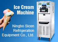 Ningbo Sicen Refrigeration Equipment Co., Ltd.