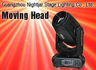 Guangzhou Nightjar Stage Lighting Co., Ltd.
