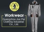 Guangzhou Jue Pai Clothing Industrial Co., Ltd.
