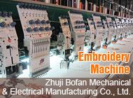 Zhuji Bofan Mechanical & Electrical Manufacturing Co., Ltd.
