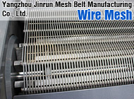 Yangzhou Jinrun Mesh Belt Manufacturing Co., Ltd.