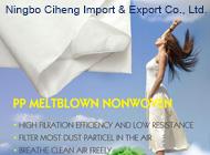 Ningbo Ciheng Import & Export Co., Ltd.