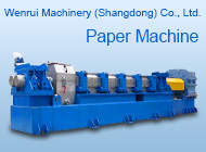 Wenrui Machinery (Shangdong) Co., Ltd.