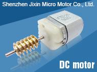 Shenzhen Jixin Micro Motor Co., Ltd.