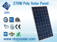 Ningbo Qixin Solar Electrical Appliance Co., Ltd.