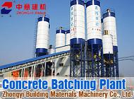Zhongyi Building Materials Machinery Co., Ltd.