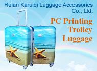 Ruian Karuiqi Luggage Accessories Co., Ltd.