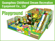 Guangzhou Childhood Dream Recreation Equipment Co., Ltd.