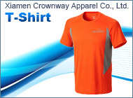 Xiamen Crownway Apparel Co., Ltd.