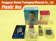 Dongguan Xiewei Packaging Material Co., Ltd.