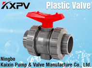 Ningbo Kaixin Pump & Valve Manufacture Co., Ltd.